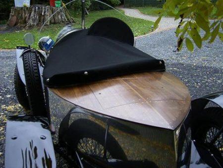Bugatti Tonneau