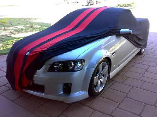 Custom Car Cover - Holden Ute