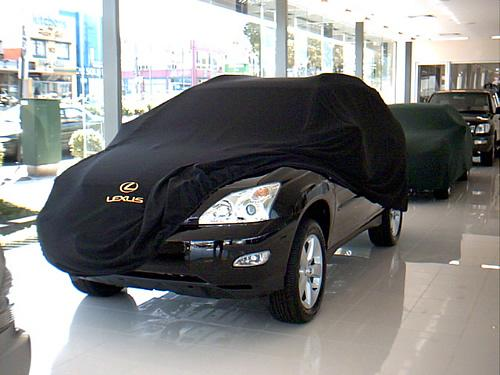 Lexus-330 car cover