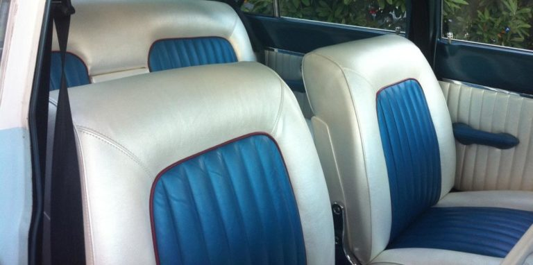 Falcon seat trim by Australian Car Covers